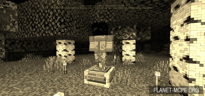 Мод The Griefer King [1.11 & 1.10]